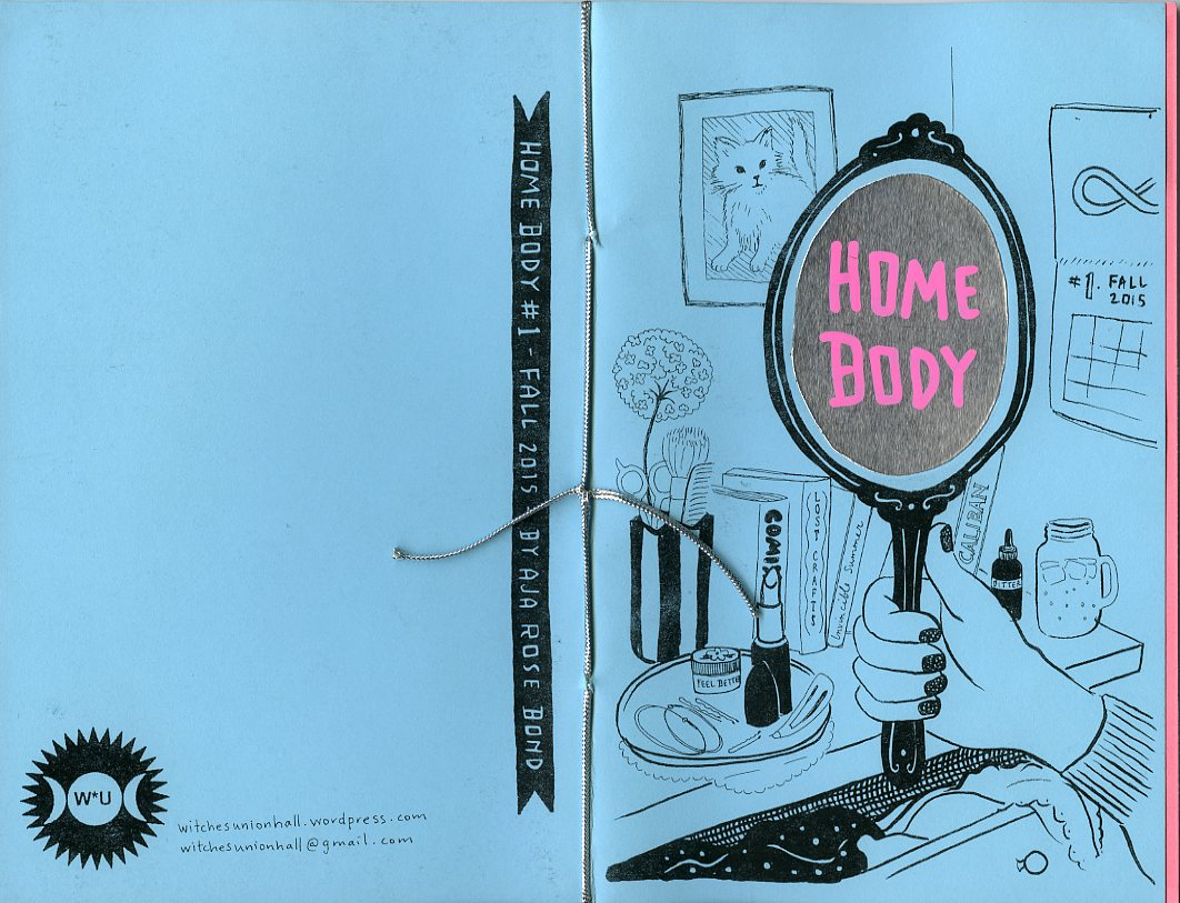 home body 1 - cover